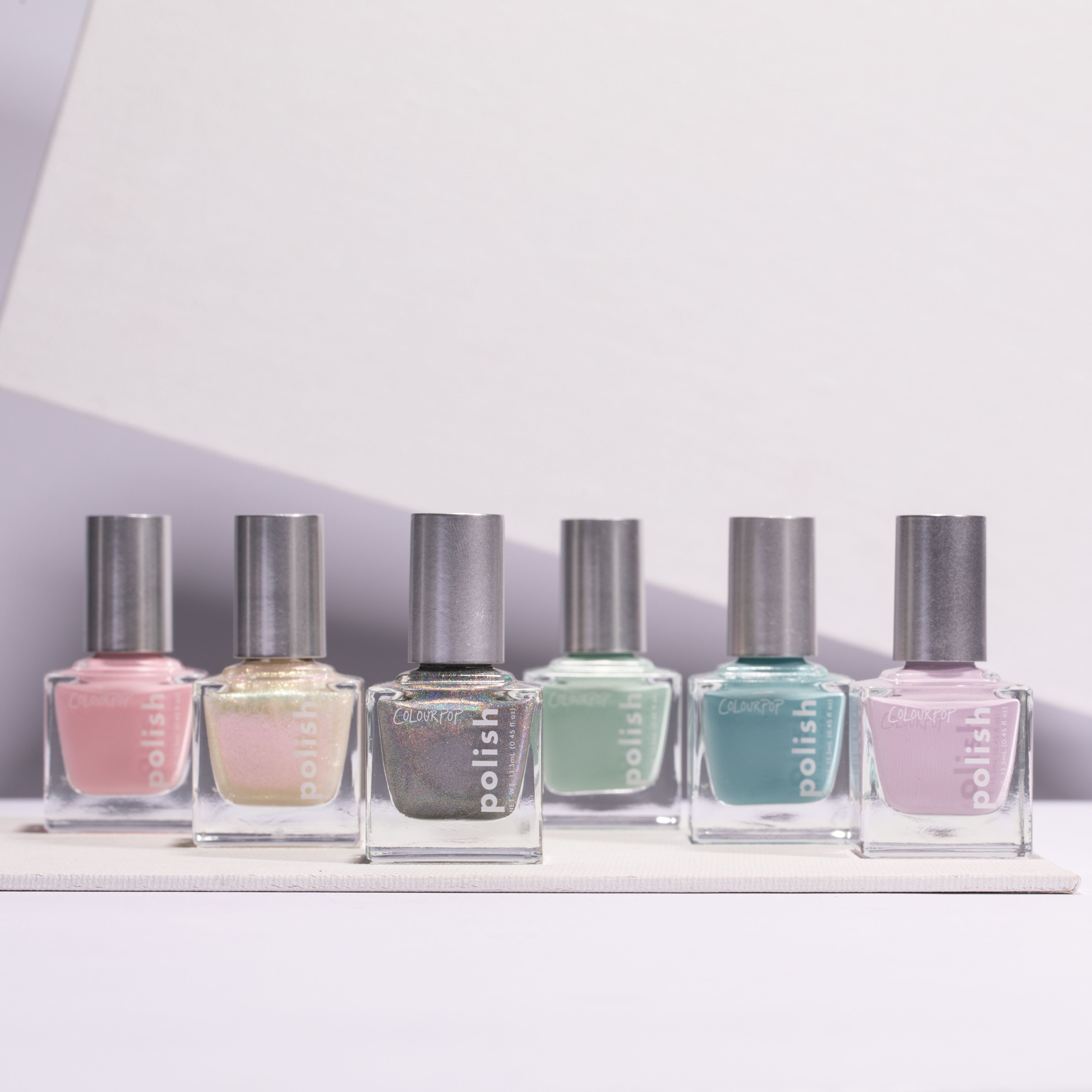 See Every Colourpop Polish Shade Colourpop Launches Nail Polish