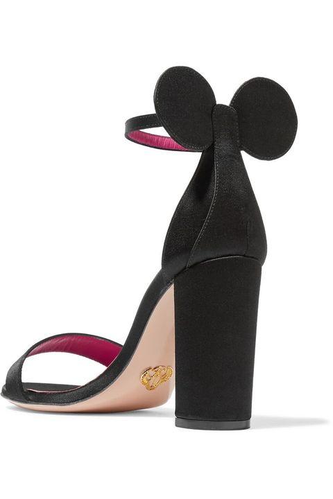 Footwear, High heels, Shoe, Pink, Sandal, Purple, Violet, Magenta, Strap,