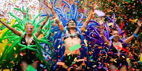 Pride Parade around the world