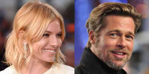 Jun 2017. HOLLYWOOD legend Brad Pitt has sparked talk of a budding romance with British actor Sienna Miller after the pair were reportedly seen.