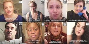 Celebrities for Planned Parenthood