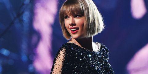 Taylor Swift Congratulates Russell Westbrook on His NBA Award