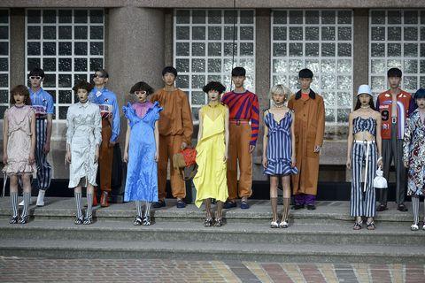 People, Fashion, Dress, Adaptation, Event, Child, Tourism, Street,