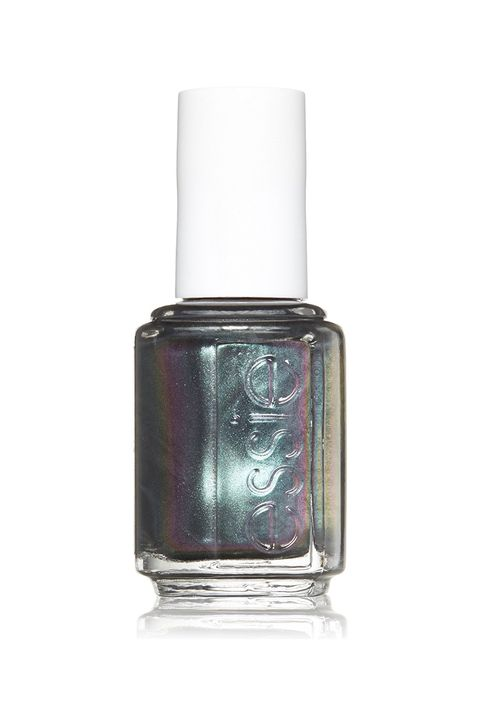 "<p>Essie Nail Color in For The Twill of It, $9;&nbsp;<a href=""https://www.amazon.com/essie-nail-polish-twill-0-46/dp/B00GXWDGCI/ref=sr_1_1_a_it?ie=UTF8&amp;qid=1498771680&amp;sr=8-1&amp;keywords=essie%2Bnail%2Bpolish%2Bfor%2Bthe%2Btwill%2Bof%2Bit&amp;th=1"" target=""_blank"" rel=""noopener noreferrer"">amazon.com</a></p>"
