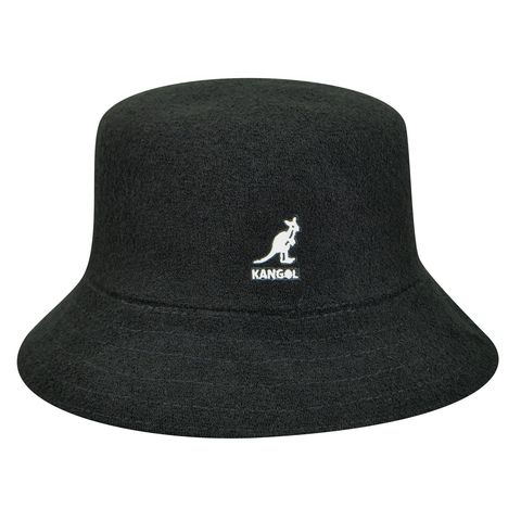 """<p><strong data-redactor-tag=""""strong"""">Shop: </strong><span class=""""redactor-invisible-space"""" data-verified=""""redactor"""" data-redactor-tag=""""span"""" data-redactor-class=""""redactor-invisible-space""""></span>Kangol Bermuda Bucket Hat, $60; <a href=""""https://www.kangolstore.com/headwear/shape/buckets/bermuda-bucket-hat.html"""">kangolstore.com</a>&nbsp;</p>"""
