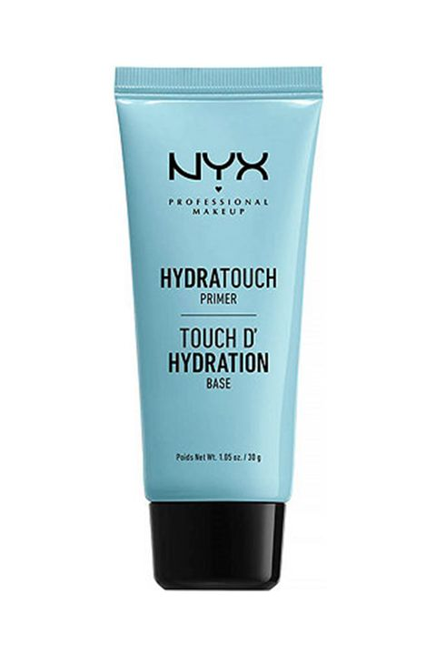 "<p>While delivering a flawless finish, this hydrating option infuses your face with naturally nourishing and soothing ingredients, like green tea, chamomile and ginseng root.</p><p>$14, <a href="" http://www.nyxcosmetics.com/hydra-touch-primer/NYX..."" data-tracking-id=""recirc-text-link"">nyxcosmetics.com</a>&nbsp;</p>"