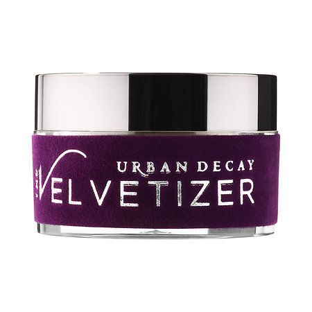 """<p>This fine powder can be mixed into your favorite liquid products&nbsp&#x3B;to lend more coverage and a matte finish. Personally,&nbsp&#x3B;I like to use&nbsp&#x3B;it solo&nbsp&#x3B;as a setting powder. Layer it&nbsp&#x3B;on top of your nose and forehead and """"<a href=""""http://www.elleuk.com/beauty/make-up/articles/a31610/how-to-bake-your-makeup/"""" target=""""_blank"""" data-tracking-id=""""recirc-text-link"""">bake</a>"""" to your complexion's content.</p><p><em data-redactor-tag=""""em"""" data-verified=""""redactor"""">$34&#x3B; </em><a href=""""https://www.urbandecay.com/velvetizer-translucent-by-urban-decay/ud849.html"""" target=""""_blank"""" data-tracking-id=""""recirc-text-link""""><em data-redactor-tag=""""em"""" data-verified=""""redactor"""">urbandecay.com</em></a></p>"""