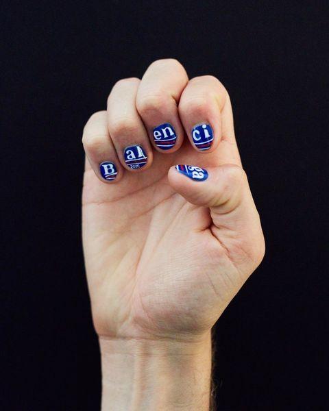 9 Non Cheesy Nail Art Ideas: 12 Non-Cheesy Nail Art Ideas
