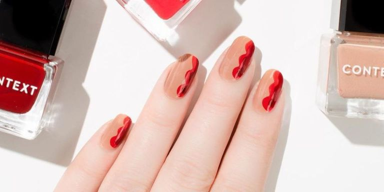 Best fall nail art designs 12 non cheesy nail art ideas for fall 12 seasonal nail designs that dont take fall literally prinsesfo Choice Image