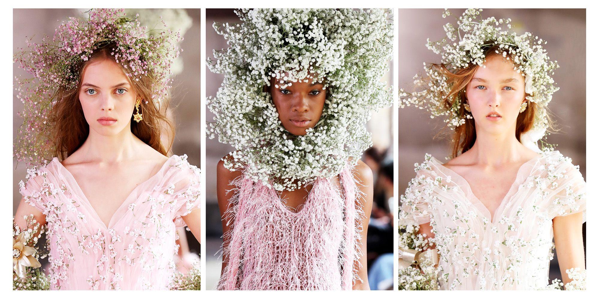 Rodartes spring 2018 collection takes flower crowns to the next level izmirmasajfo