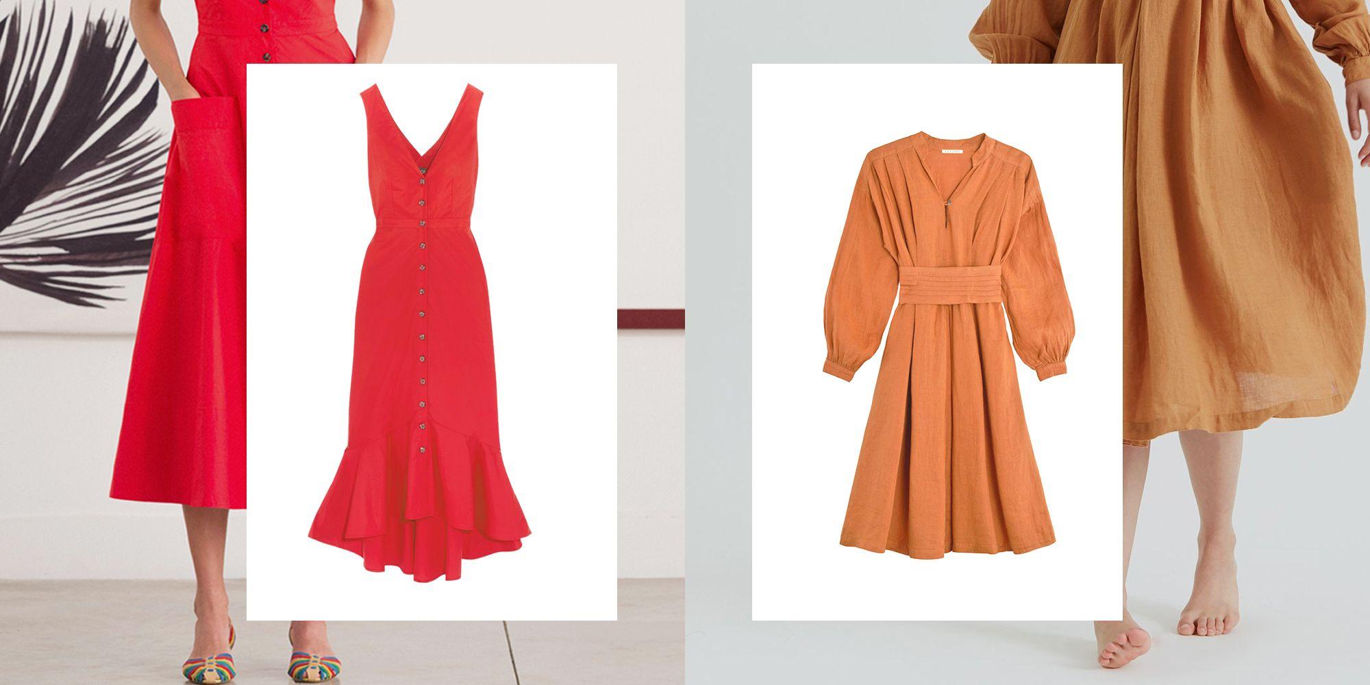 Girls in their summer dresses summary