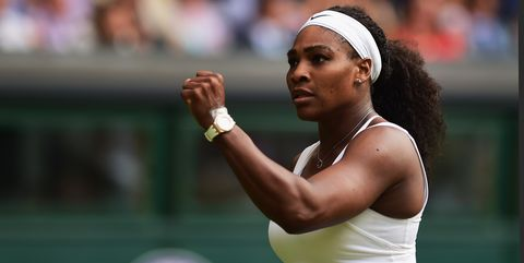 """<p>After beating her sister at the U.S. Open, a tired Serena Williams answered a reporter's question in the best/most candid way.</p><p>""""Normally, you're smiling when you win. You laugh,"""" the reporter said, according to <em data-redactor-tag=""""em""""><a href=""""http://www.usmagazine.com/celebrity-news/news/serena-williams-shuts-down-reporter-who-asks-why-shes-not-smiling-2015109"""" target=""""_blank"""">Us Weekly</a></em>. """"What is this tonight? Is it because you beat Venus? Are you thinking about what's coming up next?""""</p><p>Williams paused before stating the obvious: """"To be perfectly honest with you, I don't want to be here. I just want to be in bed right now and I have to wake up early to practice. And I don't want to answer any of these questions. You guys keep asking me the same questions...You're not making it super enjoyable. Just being honest.""""</p><p>1) I apologize on behalf of my profession. 2) Serena apparently wins on and off the court.</p>"""