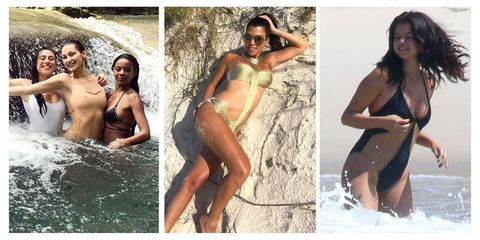 The Most Outrageous Celebrity Swimsuits
