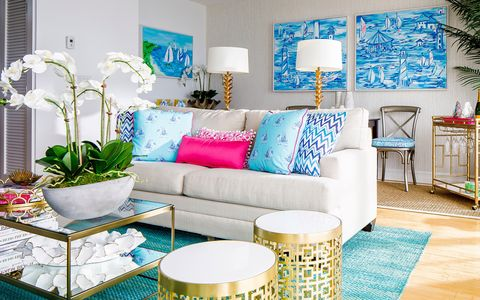 "<p>You're never too old for sleepover parties, especially when they take place at the <a href=""http://www.watchhillinn.com/stay/suite/lilly-pulitzer-suite"" target=""_blank"" data-tracking-id=""recirc-text-link"">Watch Hill Inn's Lilly Pulitzer Suite</a>. Call up all your sorority sisters for a weekend getaway in the seaside hotel's cheerfully decorated room. Décor courtesy of the resort brand includes exclusive Lilly Pulitzer Bedding, Lilly Pulitzer bar accessories, and Lilly Pulitzer beach totes you can take with you when the fun is done. But if this sounds too much like your sorority house days, there are some grown-up perks, too, like a gas-burning fireplace, a fully equipped stainless steel kitchen, and a goose-down king-size bed. Spend your day riding one of the inn's limited edition Lilly Pulitzer x Martone bicycles to the beach and around town, then head back to your suite for a killer view of the sunset over Little Narragansett Bay from your own private terrace.</p><p><a href=""https://www.tripadvisor.com/Hotel_Review-g54122-d96986-Reviews-Watch_Hill_Inn-Watch_Hill_Westerly_South_County_Rhode_Island.html"" target=""_blank"" class=""slide-buy--button"" data-tracking-id=""recirc-text-link"">BUY NOW</a></p>"