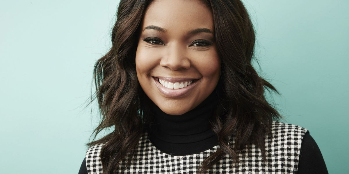 Gabrielle Union Shares Sweet '90s Throwback Photo