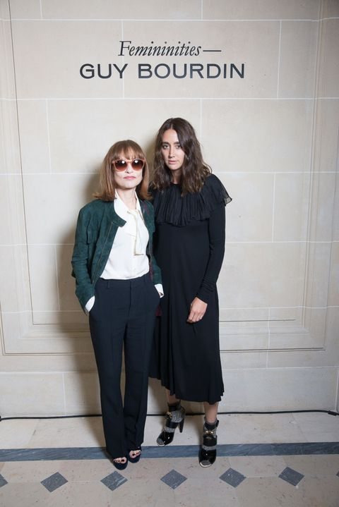 """<p>At the inaugural exhibition of&nbsp;Maison Chloé<span class=""""redactor-invisible-space"""" data-verified=""""redactor"""" data-redactor-tag=""""span"""" data-redactor-class=""""redactor-invisible-space""""> on July 2, 2017 in Paris. </span><span class=""""redactor-invisible-space"""" data-verified=""""redactor"""" data-redactor-tag=""""span"""" data-redactor-class=""""redactor-invisible-space""""></span><span class=""""redactor-invisible-space"""" data-verified=""""redactor"""" data-redactor-tag=""""span"""" data-redactor-class=""""redactor-invisible-space""""></span></p>"""