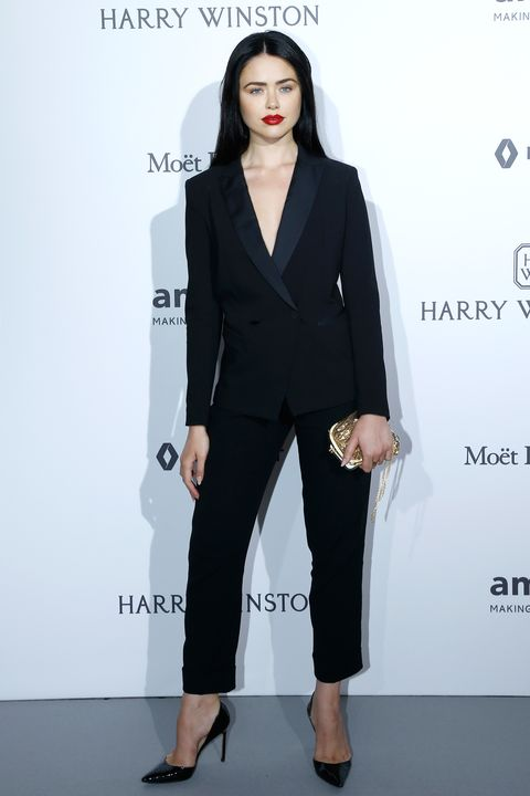 """<p>At a dinner hosted by amfAR, The Foundation for AIDS Research<span class=""""redactor-invisible-space"""" data-verified=""""redactor"""" data-redactor-tag=""""span"""" data-redactor-class=""""redactor-invisible-space""""> at&nbsp;the Petit Palais<span class=""""redactor-invisible-space"""" data-verified=""""redactor"""" data-redactor-tag=""""span"""" data-redactor-class=""""redactor-invisible-space""""> on July 2, 2017 in Paris. </span></span><span class=""""redactor-invisible-space"""" data-verified=""""redactor"""" data-redactor-tag=""""span"""" data-redactor-class=""""redactor-invisible-space""""></span></p>"""