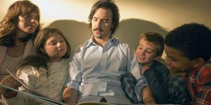 The Pearson family in 'This Is Us'