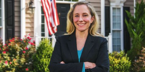 Abigail Spanberger Former Female CIA Operative