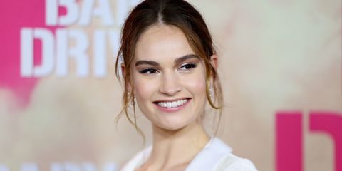 Best Looks: Lily James