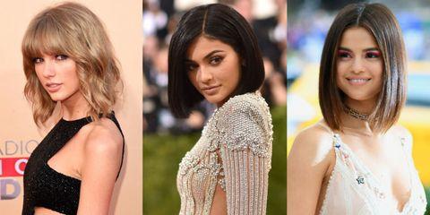 Hair, Face, Hairstyle, Blond, Eyebrow, Beauty, Lip, Brown hair, Skin, Hair coloring,