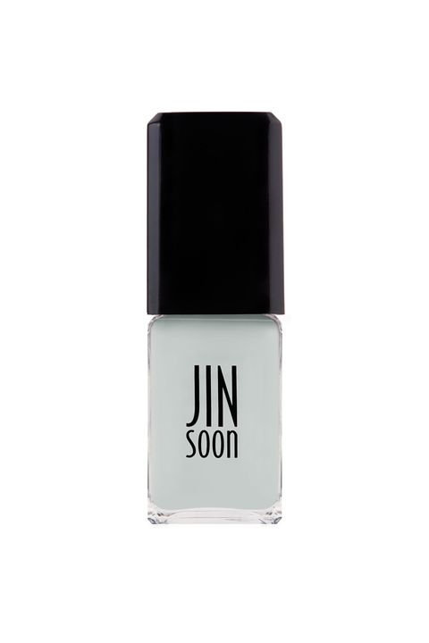 "<p>""In the '90s, all the cool girls wore good old Wite-Out as ""nail polish."" I still have a tender spot in my heart for that look, so I like this JINsoon polish plus a coat of their Matte Maker. Fashion: but make it an office product.<span class=""redactor-invisible-space"" data-verified=""redactor"" data-redactor-tag=""span"" data-redactor-class=""redactor-invisible-space"">"" —<span class=""redactor-invisible-space"" data-verified=""redactor"" data-redactor-tag=""span"" data-redactor-class=""redactor-invisible-space""></span>&nbsp;Estelle Tang, ELLE.com Culture Editor&nbsp;</span></p><p><span class=""redactor-invisible-space"" data-verified=""redactor"" data-redactor-tag=""span"" data-redactor-class=""redactor-invisible-space""><em data-redactor-tag=""em"" data-verified=""redactor"">JINsoon Nail Polish in Kookie White, $18; <a href=""http://jinsoon.com/kookie-white/"" data-tracking-id=""recirc-text-link"">jinsoon.com</a></em></span></p><p><em data-redactor-tag=""em"" data-verified=""redactor""><span class=""redactor-invisible-space"" data-verified=""redactor"" data-redactor-tag=""span"" data-redactor-class=""redactor-invisible-space""></span>JINsoon Matte Maker</em><span class=""redactor-invisible-space"" data-verified=""redactor"" data-redactor-tag=""span"" data-redactor-class=""redactor-invisible-space""><em data-redactor-tag=""em"" data-verified=""redactor"">, $18; </em><a href=""http://jinsoon.com/matte-maker-matte-top-coat/"" data-tracking-id=""recirc-text-link""><em data-redactor-tag=""em"" data-verified=""redactor"">jinsoon.com</em></a></span></p>"
