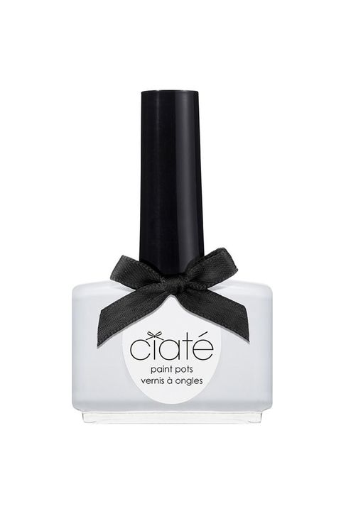 8 Best White Nail Polish Colors - How to Get a Fire White Manicure