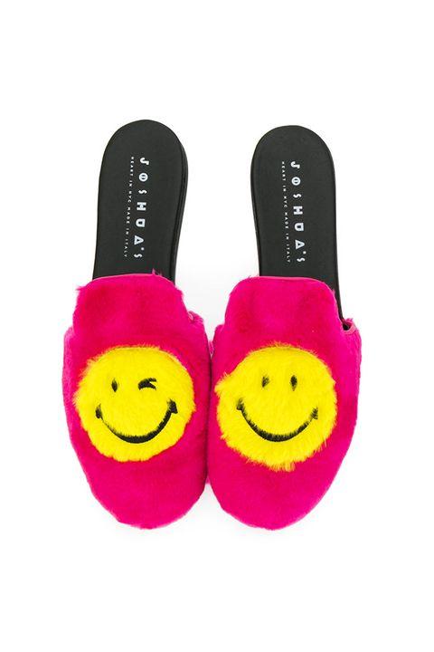"<p>Joshua Sanders Smile Furry Mules, $330;&nbsp;<a href=""https://www.farfetch.com/shopping/women/joshua-sanders-smile-furry-mules-item-12204746.aspx?storeid=9306&amp;from=1&amp;ffref=lp_pic_39_7_"" target=""_blank"" data-tracking-id=""recirc-text-link"">farfetch.com</a><span class=""redactor-invisible-space"" data-verified=""redactor"" data-redactor-tag=""span"" data-redactor-class=""redactor-invisible-space""></span></p>"