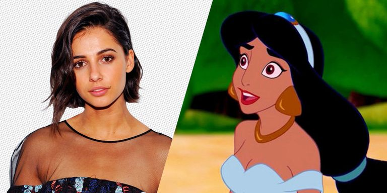 Who Is Naomi Scott 7 Things You Need To Know About The Actress Cast As Jasmine