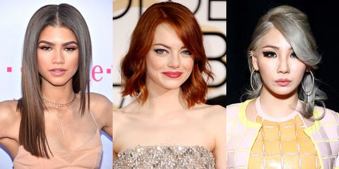 5 Favorite Fall Hair Colors For You To Try Now