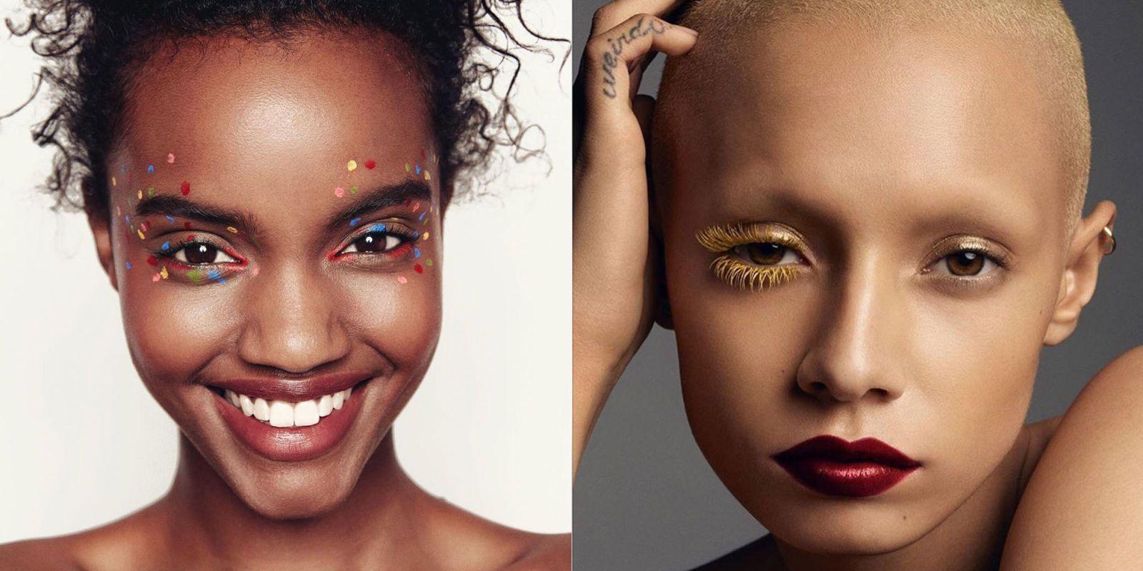 10 halloween makeup ideas that arenu0027t a clich
