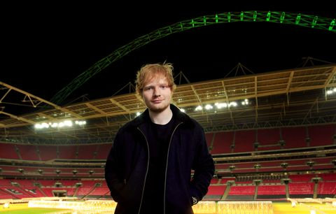 Jacket, Night, Flash photography, Field house, Arena, Stadium,