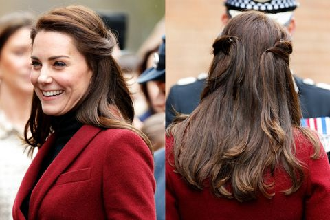 Kate Middleton S 37 Best Hair Looks Our Favorite