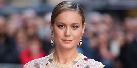 Brie Larson's Full Captain Marvel Costume Has Finally Been Revealed