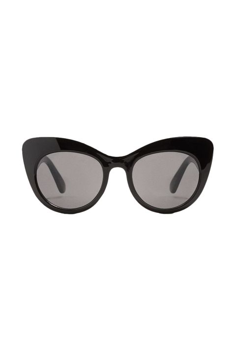 bcabd0c605 23 Best Cat Eye Sunglasses - These Cool Cat Eye Sunglasses Are ...