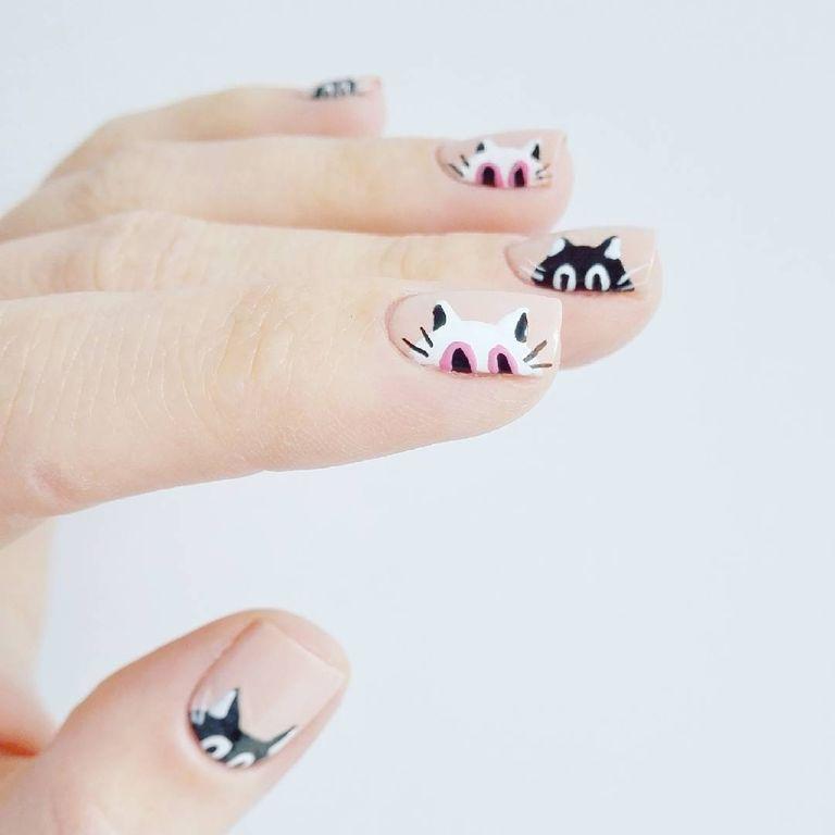 17 Halloween Nail Art Ideas for 2017 - Cute Nail Designs for ...