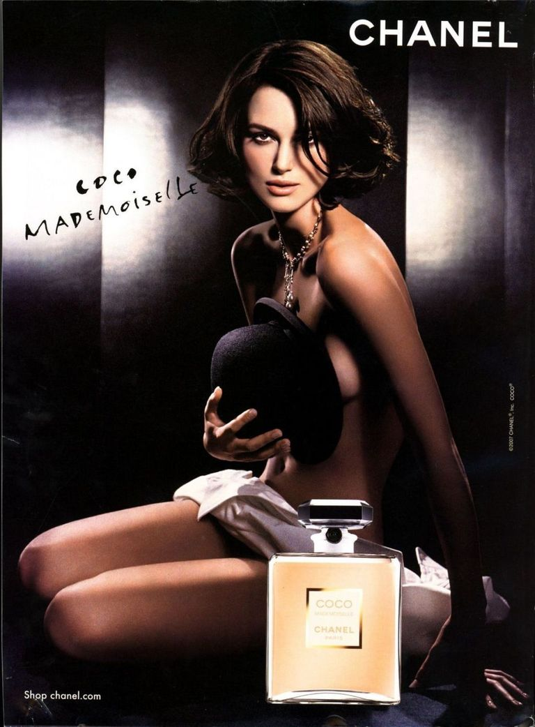 Celebrities Who Have Gone Naked for Ad Campaigns