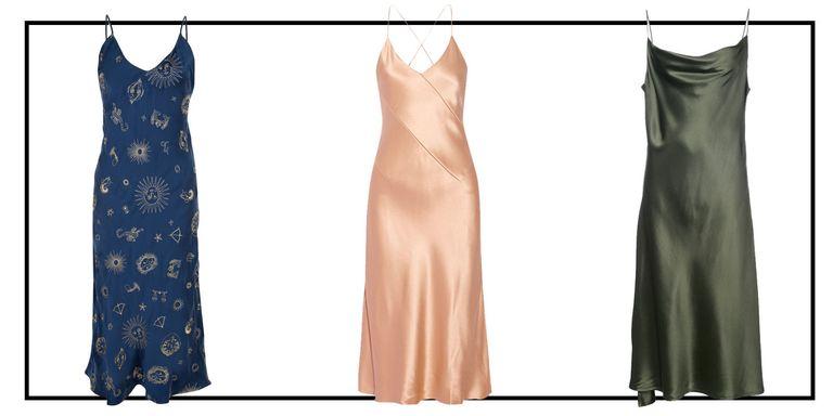 Famous 16 Slip Dresses for Summer 2017 - Best Slip Dresses and Chemises AM59