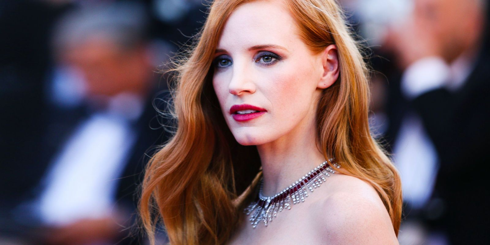 Jessica Ralph Fragrance Face Chastain Lauren The Of Is 'woman' pqMSVUzG