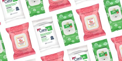 5 Under $10 Face Wipes Recommended By ELLE.com Editors
