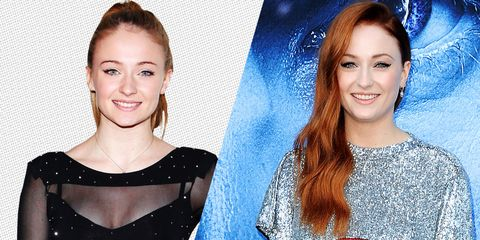 Game of  Thrones Premier then and now