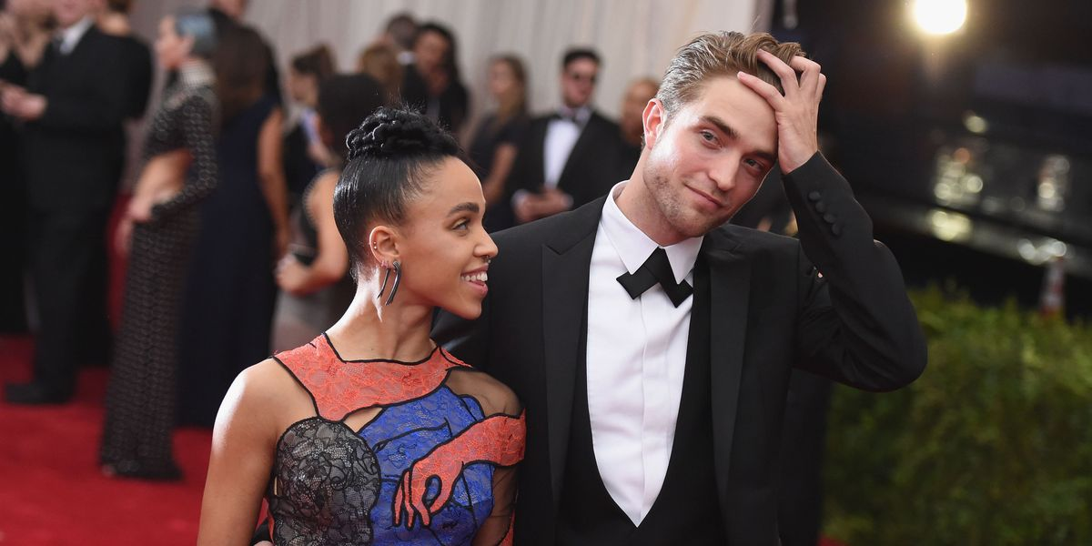 Robert Pattinson Says He's Only 'Kind Of' Engaged To FKA Twigs