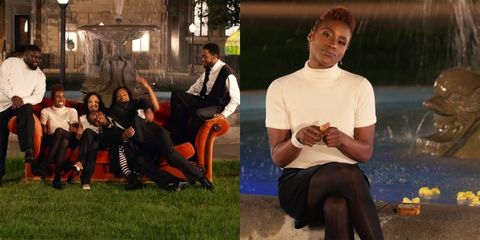 Jay Z Recast 'Friends' With an All Black Cast for His Latest '4:44' Video