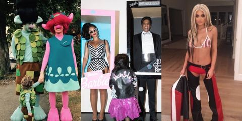 The Best Celebrity Halloween Costumes Through the Years