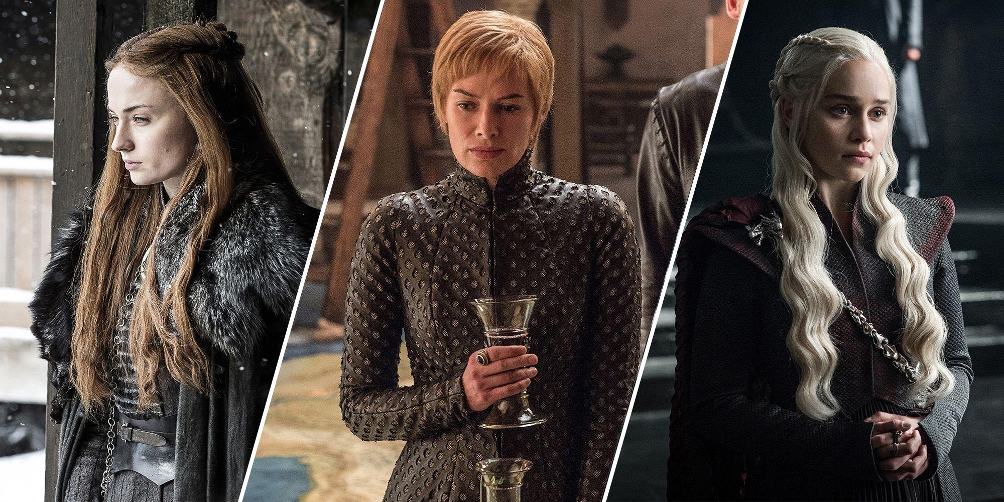 Game Of Thrones Costume Designer Michele Clapton Explains Cersei Sansa And Daenerys Easter Eggs Michele Clapton Talks The Crown Got Season 7 Costume Secrets