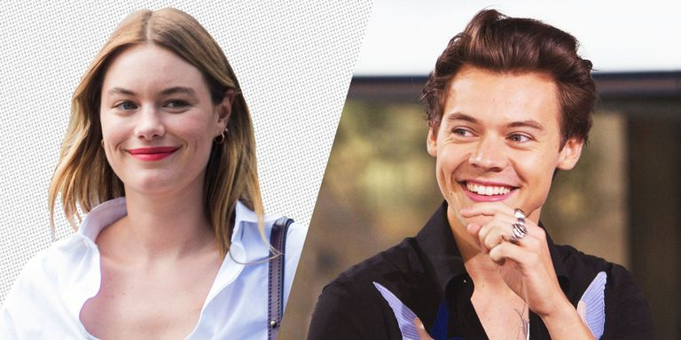 Who is harry styles dating 2018