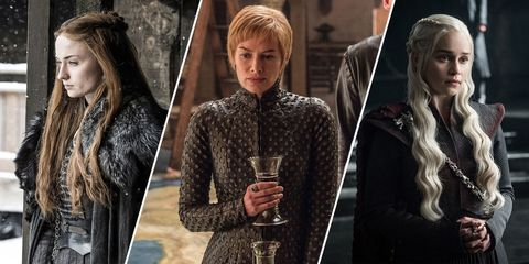 Game of Thrones Costume Designer Michele Clapton Explains the Details You Missed