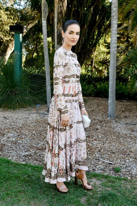 """<p>At the Valentino x Lotusland Avant Garden Gala on July 29, 2017 in Santa Barbara.<span class=""""redactor-invisible-space"""" data-verified=""""redactor"""" data-redactor-tag=""""span"""" data-redactor-class=""""redactor-invisible-space""""></span></p>"""