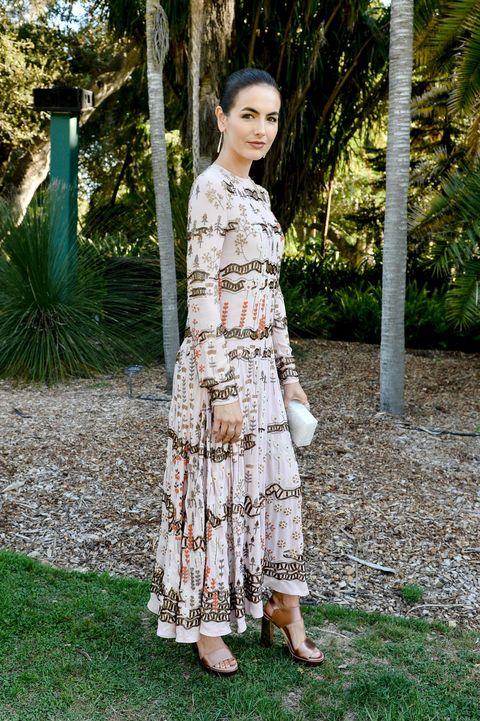 "<p>At the Valentino x Lotusland Avant Garden Gala on July 29, 2017 in Santa Barbara.&nbsp;<span class=""redactor-invisible-space"" data-verified=""redactor"" data-redactor-tag=""span"" data-redactor-class=""redactor-invisible-space""></span></p>"