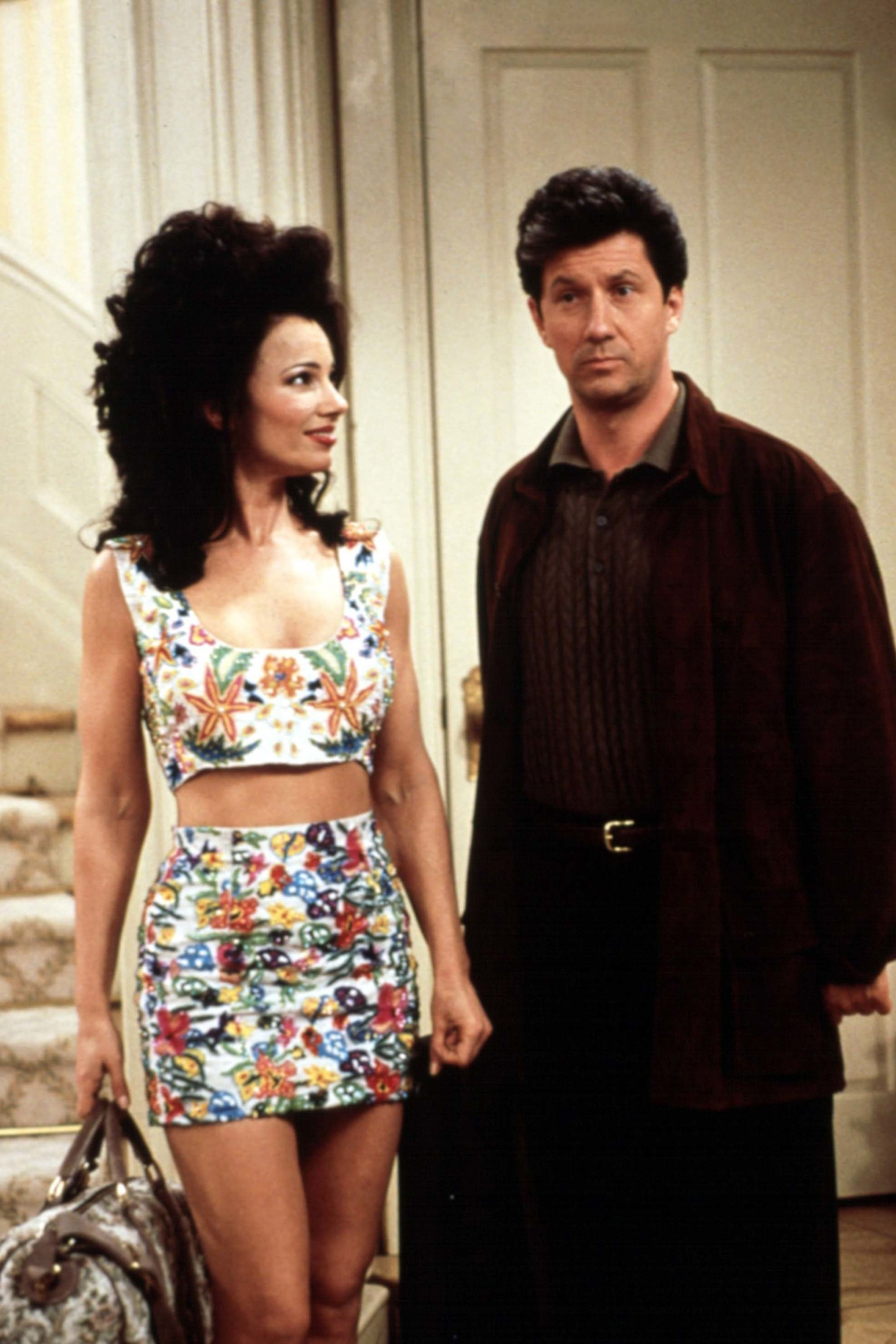 <p>With her designer skirt suits, body-hugging dresses, and matching two-piece sets, Fran Fine not only became the most stylish nanny of all time, but one of the most stylish characters to ever grace our televisions.</p>